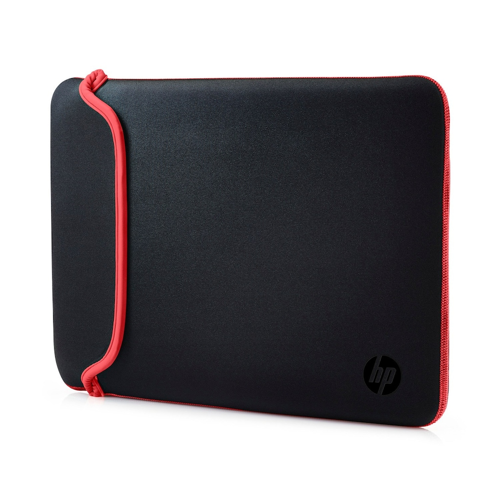HP Laptoptasche »39,62 cm (15,6 Zoll) Neoprenhülle«, Sleeve Black/Red