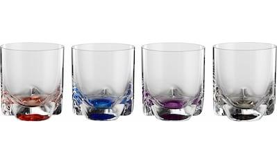 BOHEMIA SELECTION Whiskyglas »BAHAMA«, (Set, 4 tlg.), 4-teilig kaufen