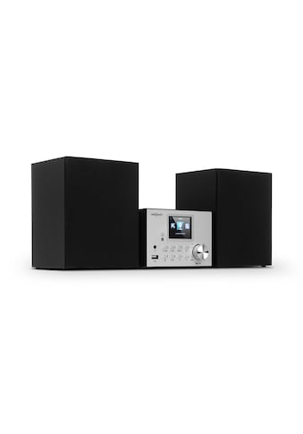 ONECONCEPT Stereoanlage mit Internetradio WLAN DAB+ UKW »RFA - 036 - SI« kaufen