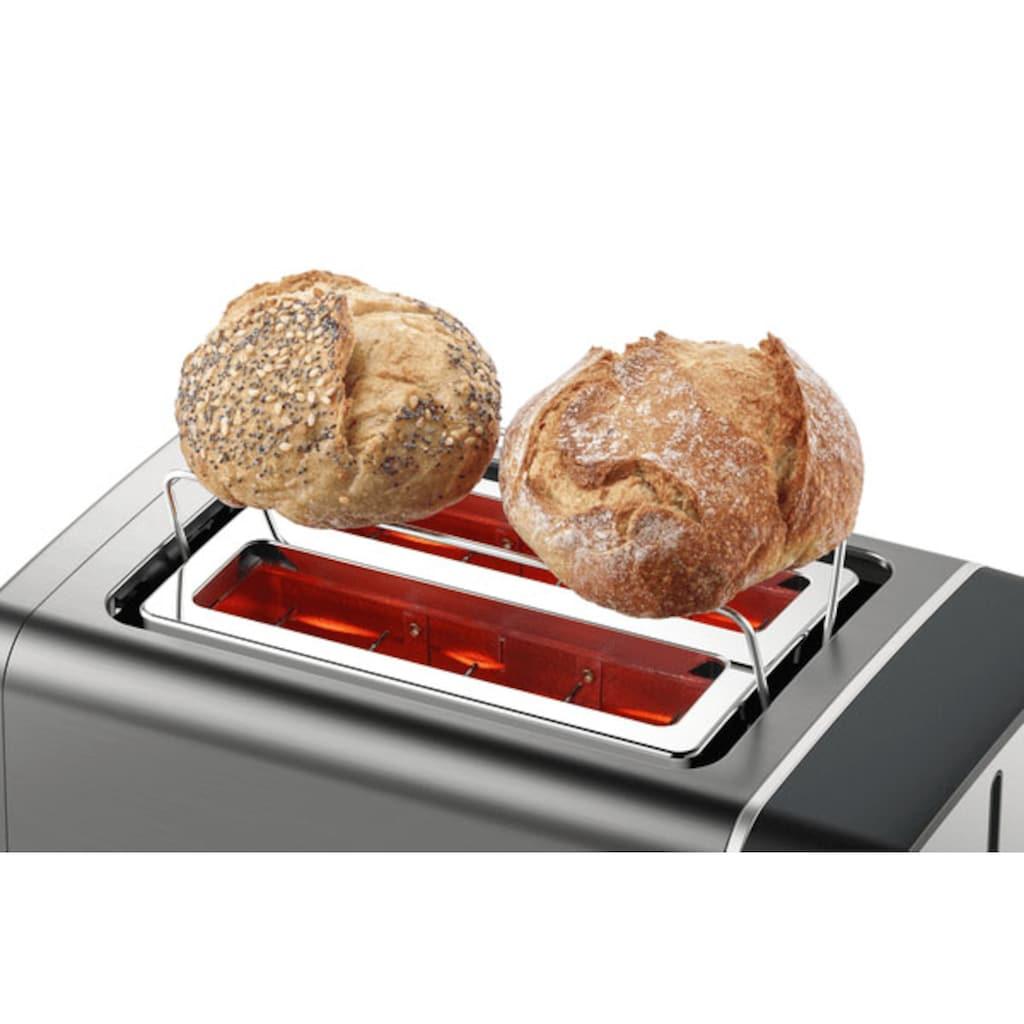 BOSCH Toaster »TAT5P425DE DesignLine«, 2 kurze Schlitze, 970 W
