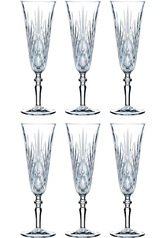 Guido Maria Kretschmer Home&Living Sektglas »Palais«, (Set, 6 tlg.), Guidos Favorit,... kaufen