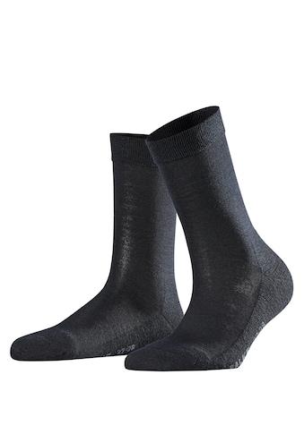 FALKE Socken »Wool Balance«, (1 Paar), mit Plüschsohle kaufen