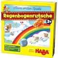 Haba Spiel »Meine ersten Spiele - Regenbogenrutsche«, Made in Germany