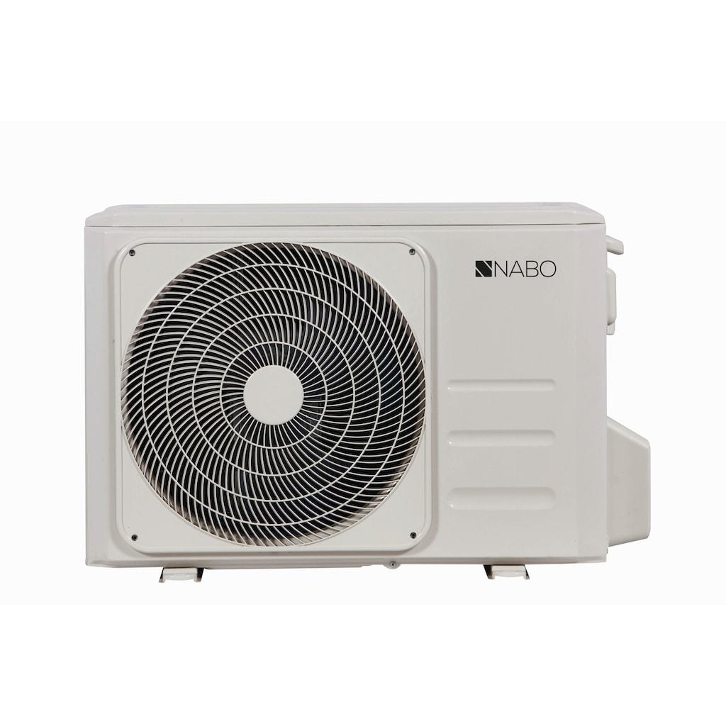 NABO Split-Klimagerät »Easy Connect 12000«