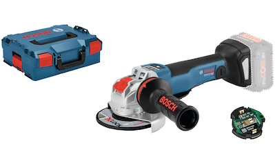 Bosch Professional Akku-Winkelschleifer »GWX 18V-10 PSC (L) solo CLC«, ohne Akku und... kaufen