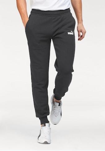 PUMA Jogginghose »ESSENTIAL LOGO PANTS TR CL« kaufen