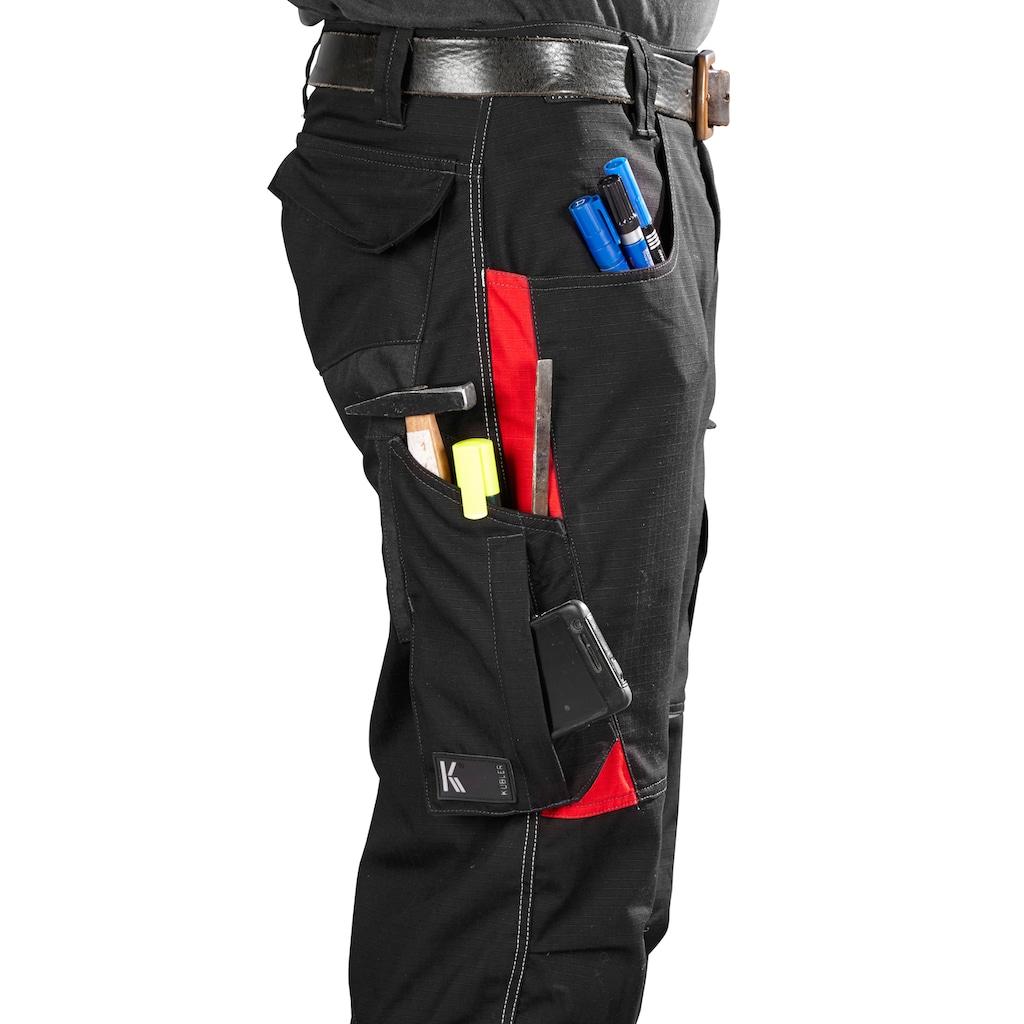 Kübler Arbeitshose »Pulsschlag«, mit CORDURA® Verstärkungen