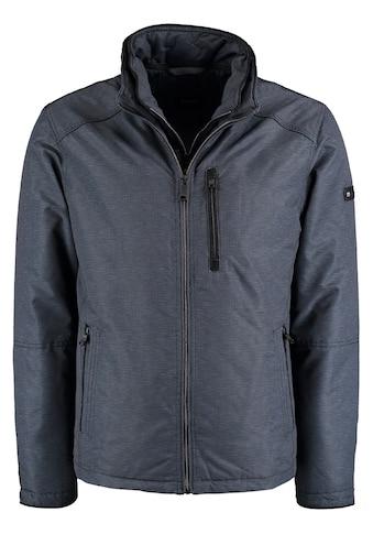 DNR Jackets Herren Blouson mit Doppeloptik und praktischen Taschen kaufen