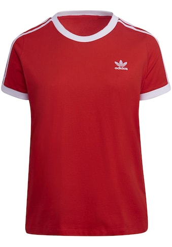 adidas Originals T-Shirt »ADICOLOR CLASSICS 3-STREIFEN ? GROSSE GRÖSSEN« kaufen