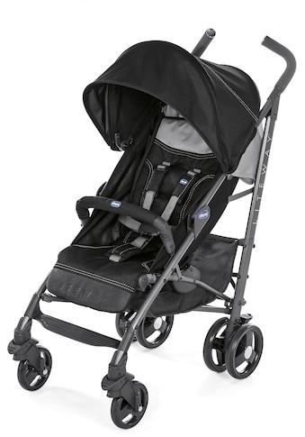 Chicco Sport-Kinderwagen »Liteway³, Jet Black«, mit Regenschutz; Kinderwagen, Buggy,... kaufen