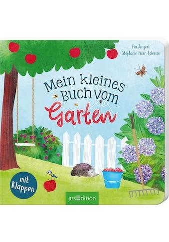 Buch »Mein kleines Buch vom Garten / Stephanie Fizer Coleman, Pia Jüngert« kaufen