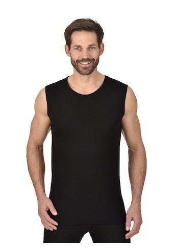 Trigema Trägershirt aus Merinowolle kaufen