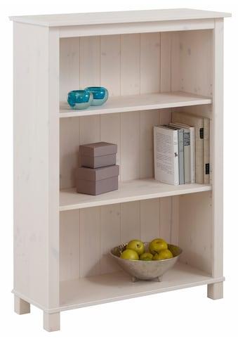 Home affaire Regal »Pivo«, aus schönem massivem Kiefernholz, Höhe 106 cm kaufen
