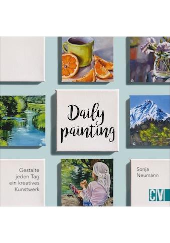 Buch »Daily Painting / Sonja Neumann« kaufen