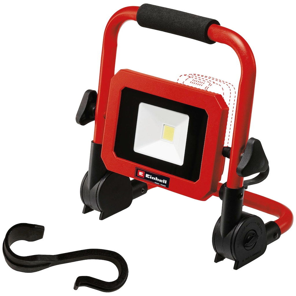 Einhell LED Arbeitsleuchte »TC-CL 18/1800 Li - Solo«, 1 St.