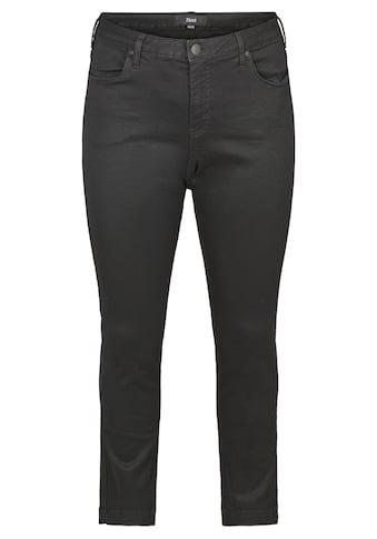 Zizzi Slim-fit-Jeans »Emily« kaufen