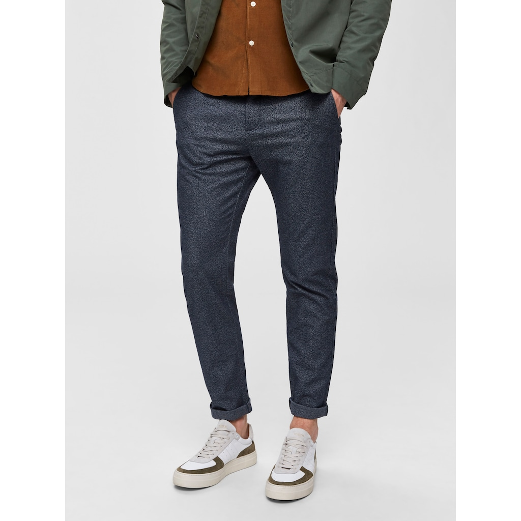 SELECTED HOMME Chinohose »SLIM-ARVAL PANTS«