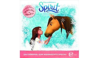 Musik - CD Weihnachten In Miradero - Hörspiel z.TV - Serie / Spirit, (1 CD) kaufen