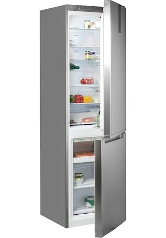 BAUKNECHT Kühl - /Gefrierkombination, 201 cm hoch, 59,6 cm breit kaufen