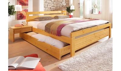 Home affaire Massivholzbett »Capri« kaufen