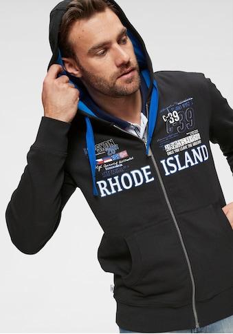 Rhode Island Kapuzensweatjacke kaufen
