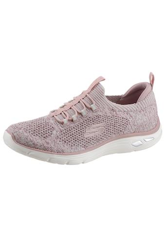 Skechers Slip-On Sneaker »EMPIRE D'LUX - SHARP WITTED«, mit Bio-Dri-Ausstattung kaufen