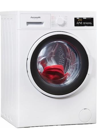 Hanseatic Waschtrockner 7 kg / 5 kg, 1200 U/Min kaufen