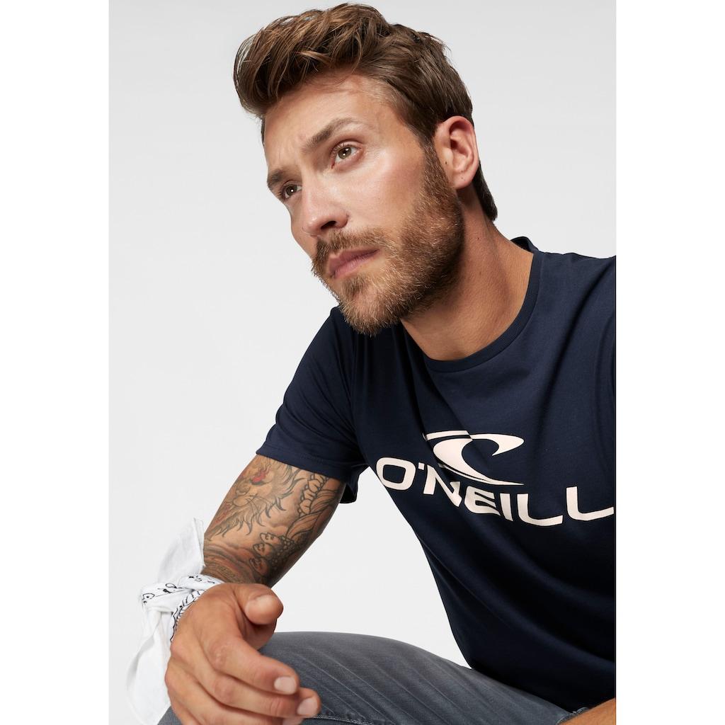 O'Neill T-Shirt, Aus reiner Baumwolle