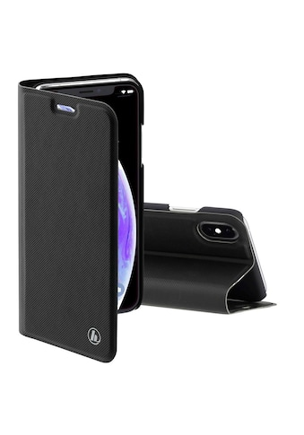 Hama Booklet Handy Smartphone Tasche Apple iPhone Xs kaufen