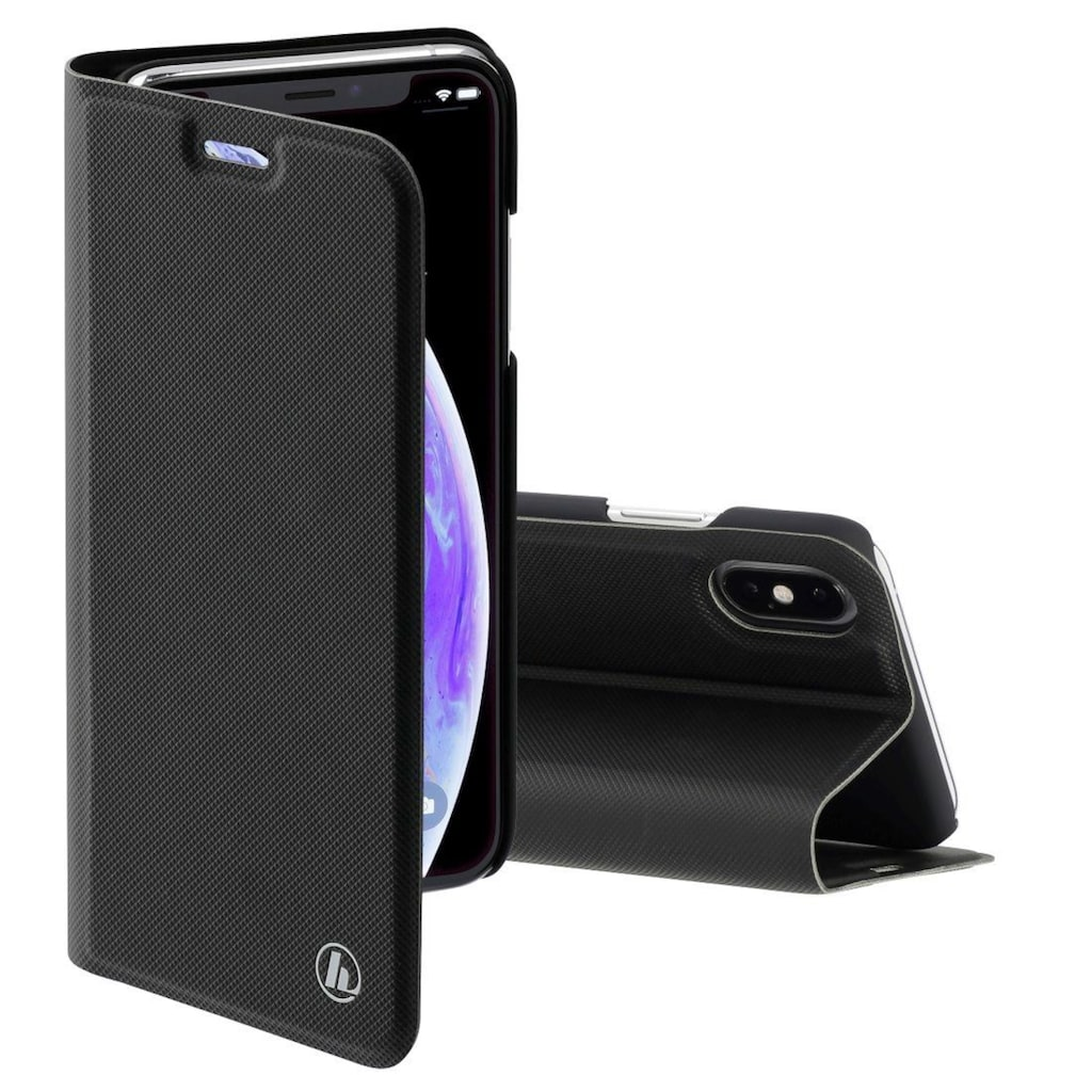 Hama Booklet Handy Smartphone Tasche Apple iPhone Xs