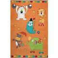 SMART KIDS Kinderteppich »Little Artists«, rechteckig, 10 mm Höhe
