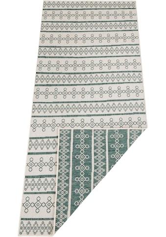 bougari Läufer »Madeira«, rechteckig, 5 mm Höhe, In- und Outdoor geeignet, Wendeteppich kaufen