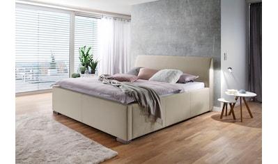 Places of Style Polsterbett »La Finca«, wahlweise mit Bettkasten kaufen