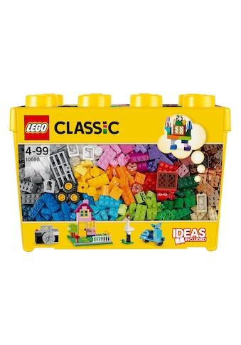 """LEGO® Konstruktionsspielsteine """"Große Steine - Box (10698), LEGO® Classic"""", (790 - tlg.) kaufen"""