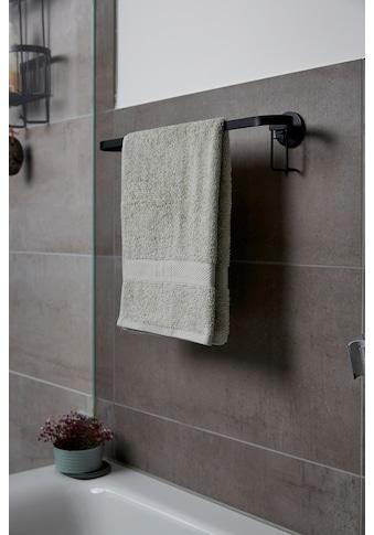 WENKO Handtuchhalter Classic Plus Black kaufen