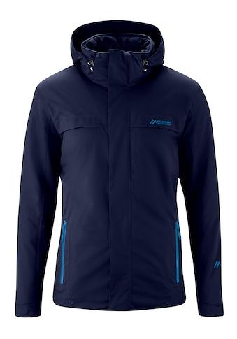 Maier Sports Funktionsjacke »Peyor M«, Wintertauglich, wasserdicht und atmungsaktiv kaufen