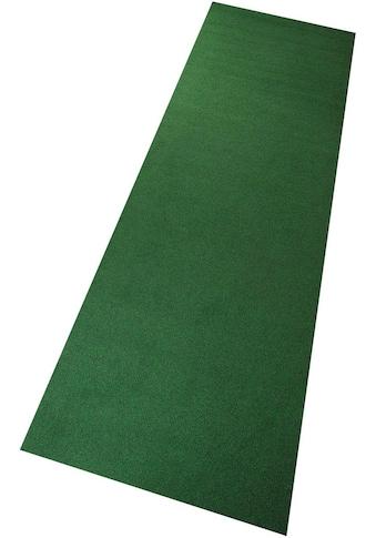 Living Line Kunstrasen »Rasenteppich, grün«, rechteckig, 8 mm Höhe, mit Noppen, In-... kaufen