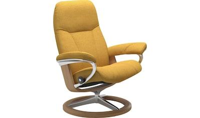 Stressless® Relaxsessel »Consul«, mit Signature Base, Größe S, Gestell Eiche kaufen