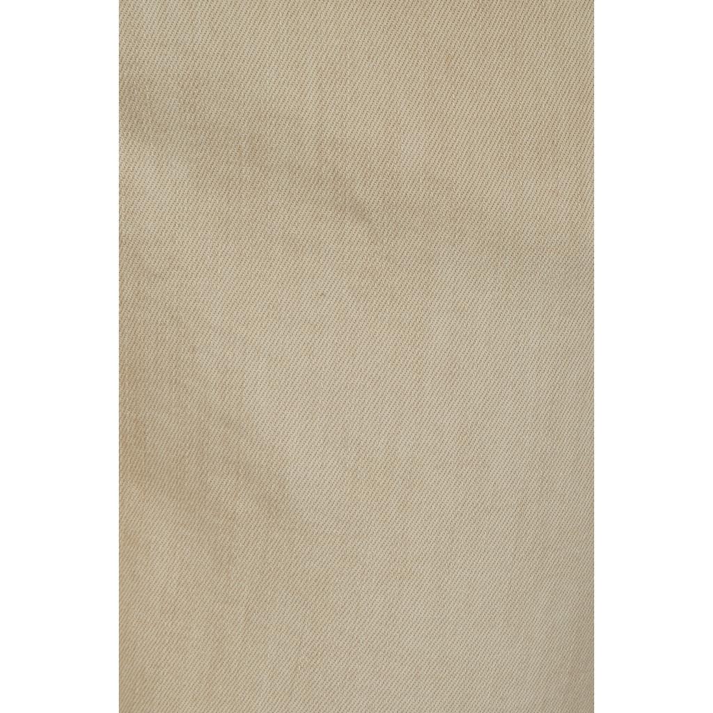 ANGELS Jeans,Capri-Fringe' mit gefranstem Beinsaum