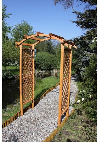 Holzrosenbogen »Pergola Diana«, BxTxH: 132x70x206 cm kaufen