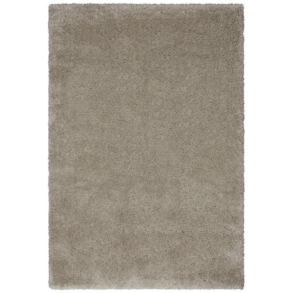 Esprit Hochflor-Teppich »Freestyle«, rechteckig, 45 mm Höhe, Wohnzimmer