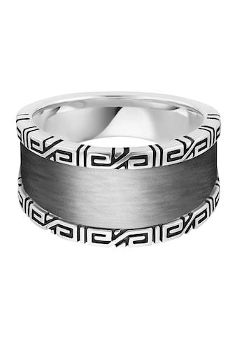 CAÏ Fingerring »925/- Sterling Silber rhodiniert Ornamente«, Ring kaufen