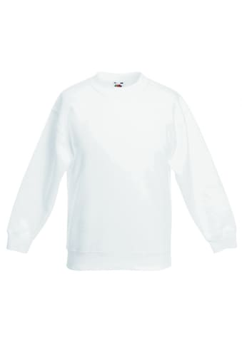 Fruit of the Loom Rundhalspullover »Kinder Unisex Pullover Premium 70/30« kaufen