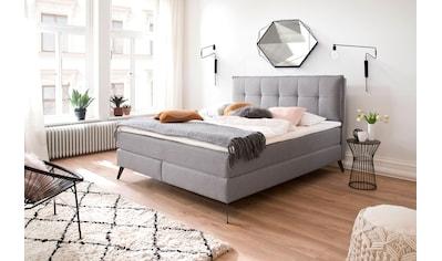 Guido Maria Kretschmer Home&Living Boxspringbett »Smart«, mit Kaltschaum-Topper kaufen