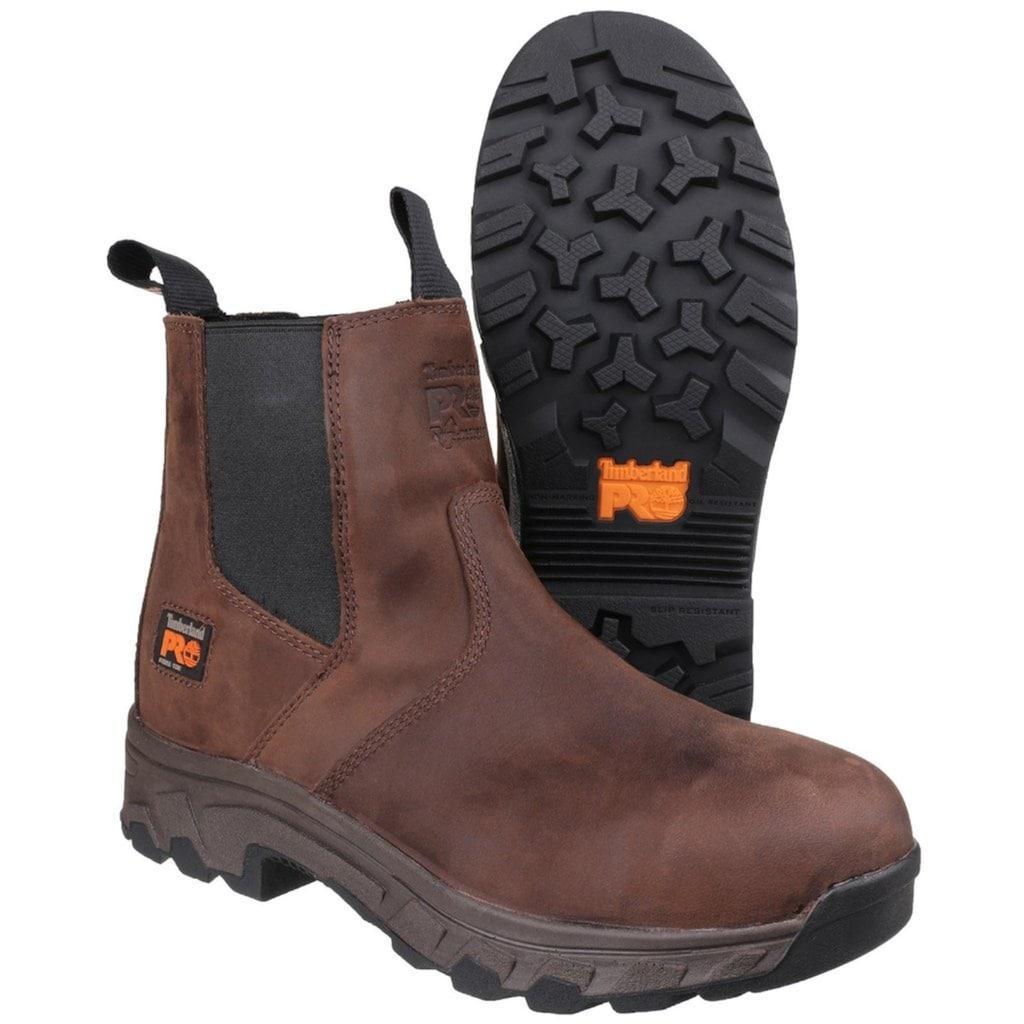 Timberland Pro Stiefel »Herren Sicherheits Workstead mit elastischen Einsätzen«