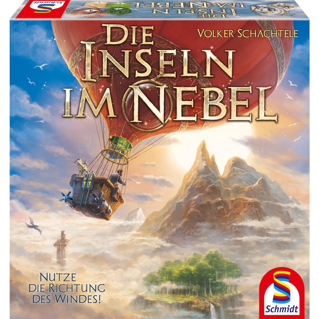 Schmidt Spiele Spiel »Die Inseln im Nebel«