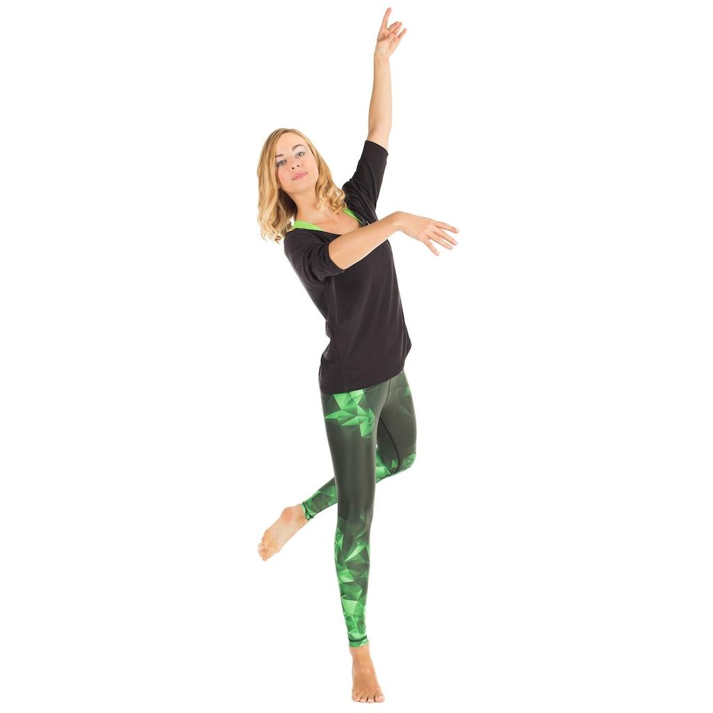 Winshape Leggings »High Waist HWL102«, mit Kompressionseffekt