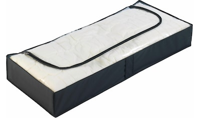 WENKO Unterbettkommode »Deep Black« (Set, 4 Stück) kaufen