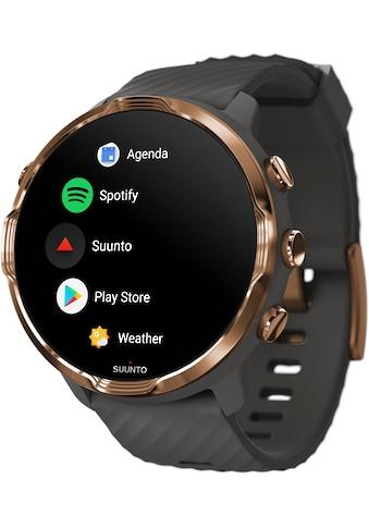 Suunto Smartwatch »SUUNTO 7«, (Wear OS by Google) kaufen