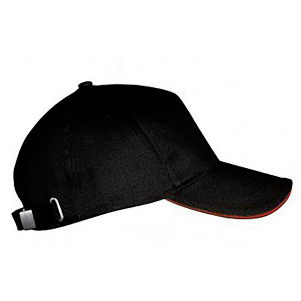 SOLS Baseball Cap »Unisex Long Beach Kappe«
